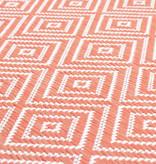FRAAI Buitenkleed - Summer Tile Roze