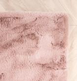 FRAAI Zachte Hoogpolige loper - Comfy Roze