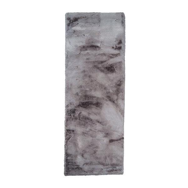Zachte Hoogpolige loper - Comfy Antraciet