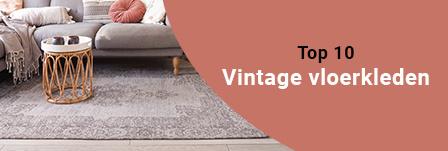 Top 10 Vintage vloerkleden