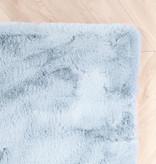FRAAI Zachte Hoogpolige loper - Comfy Lichtblauw