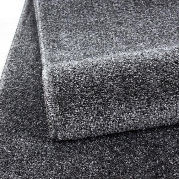 Adana Carpets Rond laagpolig vloerkleed - Asa Grijs