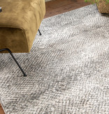 FLOOR Modern vloerkleed - Skin Beige Groen