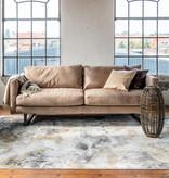 FLOOR Modern vloerkleed - Jay Grijs Geel
