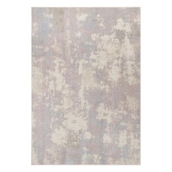 ELLE DECORATION Modern vloerkleed - Premier Allier Roze Blauw