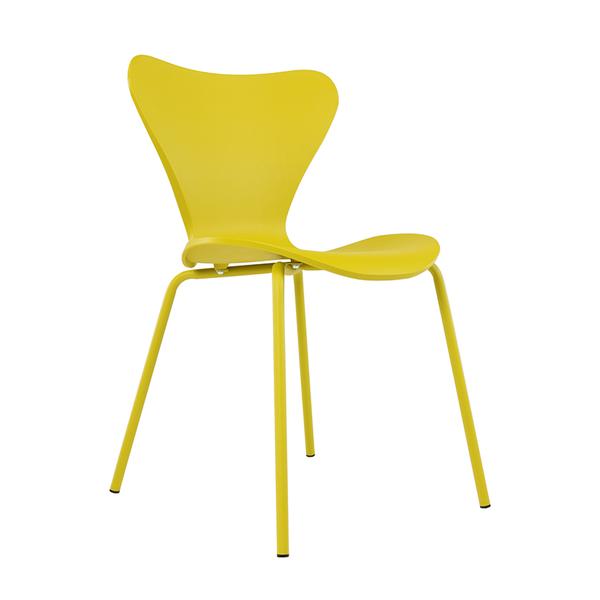 Vlinderstoel - Jazz Geel