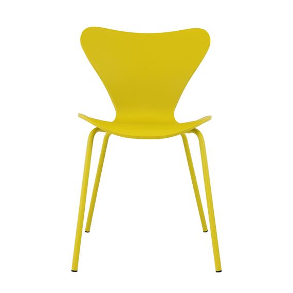 Kick Collection Vlinderstoel - Jazz Geel