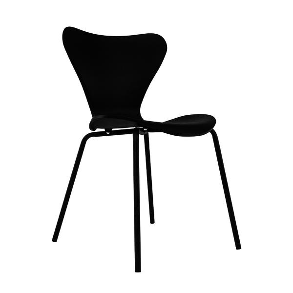 Vlinderstoel - Jazz Zwart