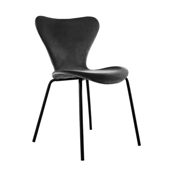 Vlinderstoel Femm - Grijs