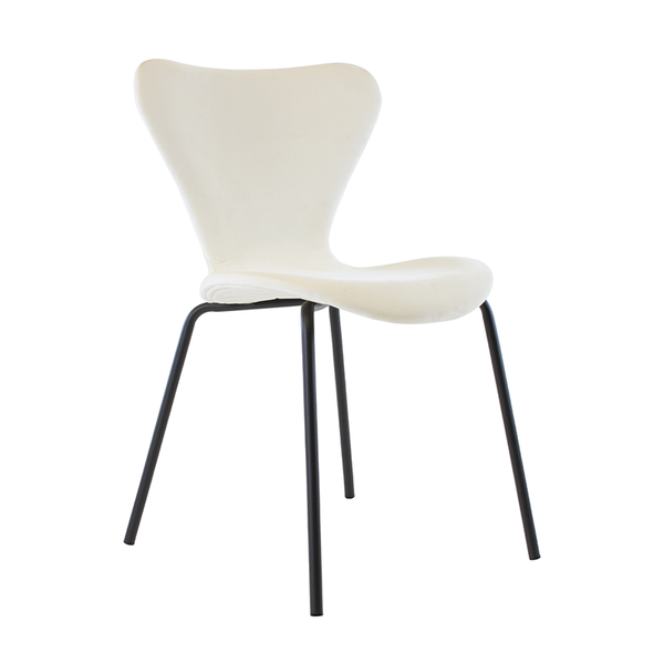 Vlinderstoel Femm - Wit