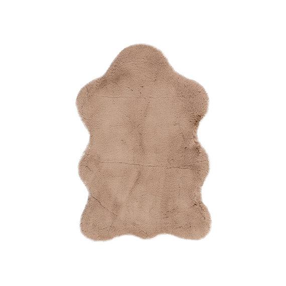 FRAAI Kindervloerkleed - Huggy Schaap Taupe