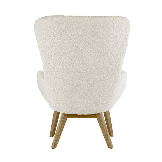 Kick Collection Fauteuil - Teddy Lizz  Ivoor