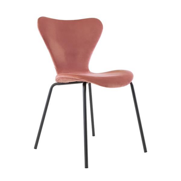 Vlinderstoel Femm - Roze