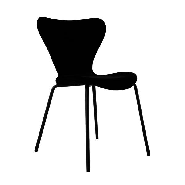 Vlinderstoel Femm - Zwart