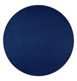 Hanse Home Rond Effen vloerkleed - Penny Donkerblauw