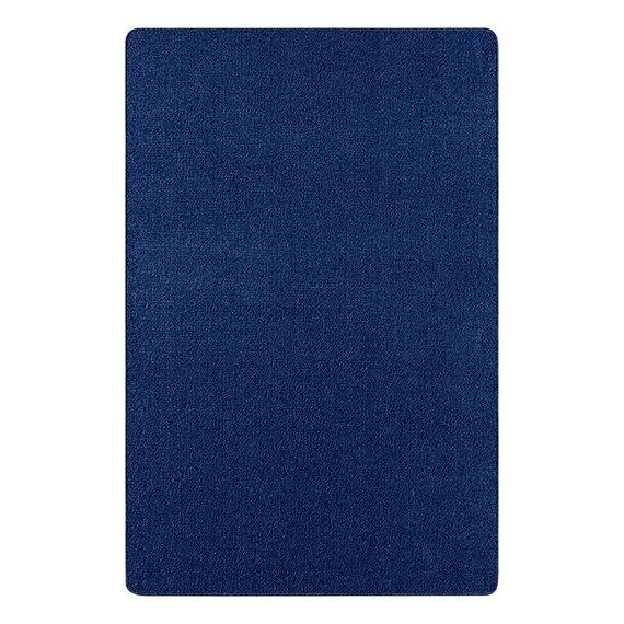 Hanse Home Effen vloerkleed - Penny Donkerblauw