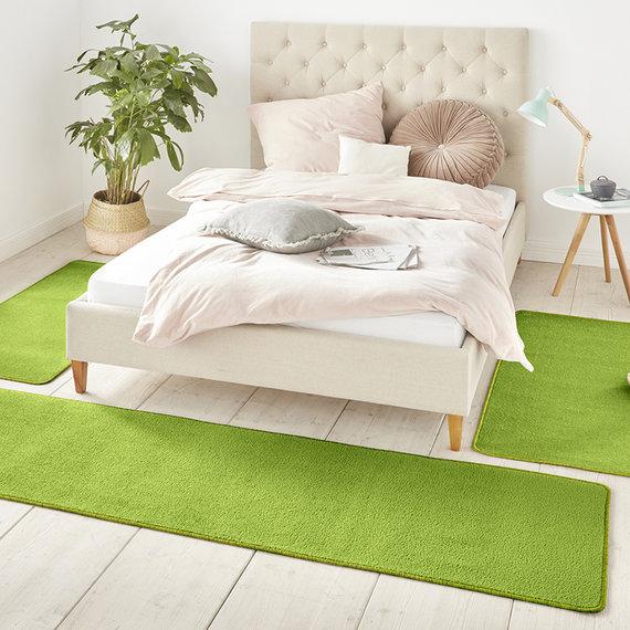 Hanse Home Slaapkamer vloerkledenset - Penny Groen