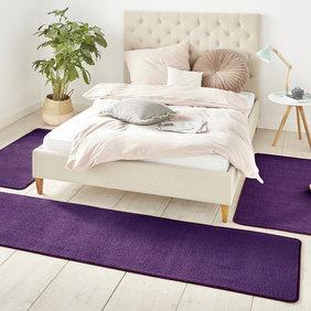 Hanse Home Slaapkamer vloerkledenset - Penny Paars