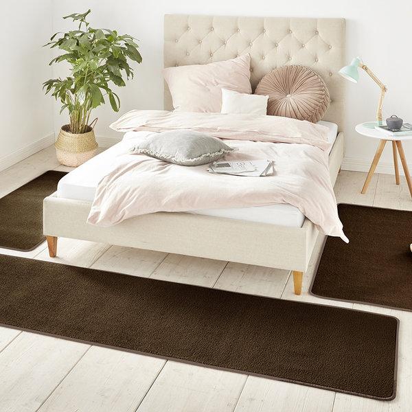 Slaapkamer vloerkledenset - Penny Bruin