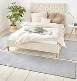 Hanse Home Slaapkamer vloerkledenset - Penny Grijs