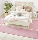 Hanse Home Slaapkamer vloerkledenset - Penny Lichtroze