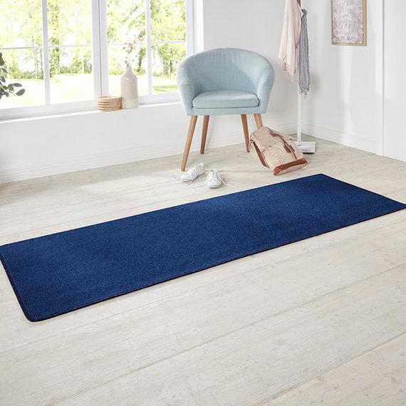 Hanse Home Slaapkamer vloerkledenset - Penny Donkerblauw