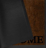 Hanse Home Design deurmat - Lucky Home Bruin Antraciet