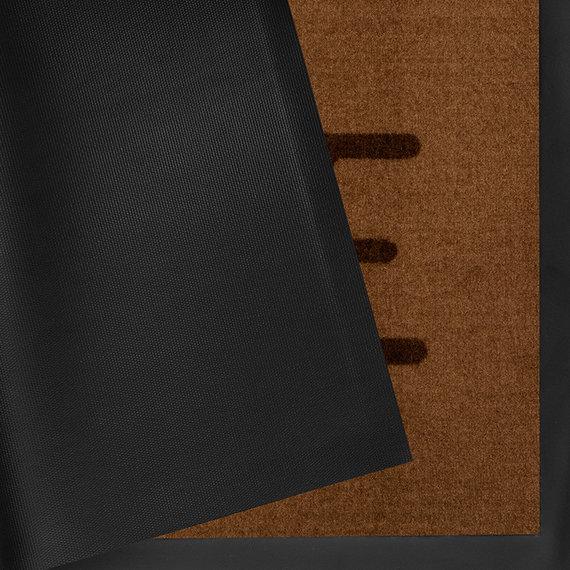 Hanse Home Design deurmat - Lucky Home Bruin