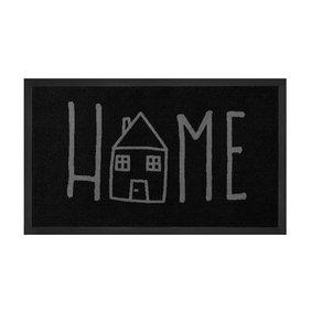 Hanse Home Design deurmat - Lucky Home Antraciet Grijs