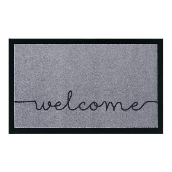 Hanse Home Design deurmat - Lucky Welcome Grijs