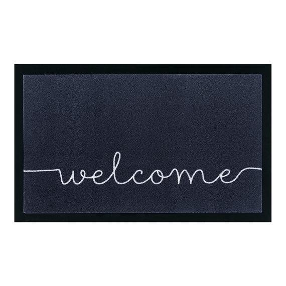 Hanse Home Design deurmat - Lucky Welcome Antraciet