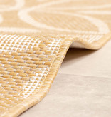 FRAAI Buitenkleed - Summer Pattern Geel