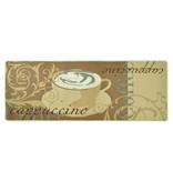 Hanse Home Keukenloper - Kitchen Cappuccino Beige Creme