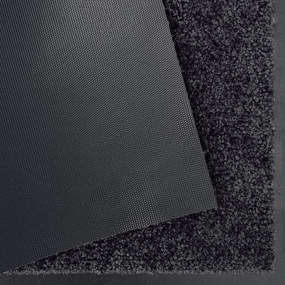 Hanse Home Wasbare deurmat - Wash and Clean Zwart