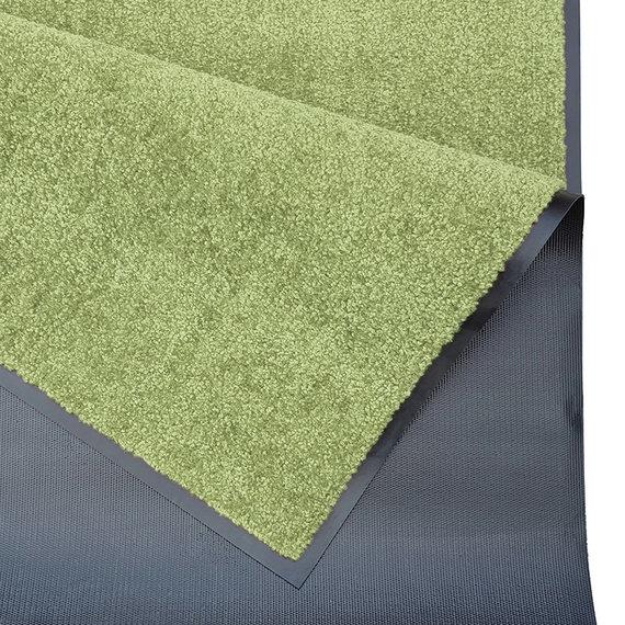 Hanse Home Wasbare deurmat - Wash and Clean Groen