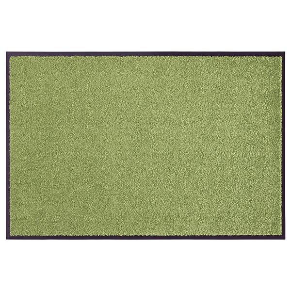 Wasbare deurmat - Wash and Clean Groen