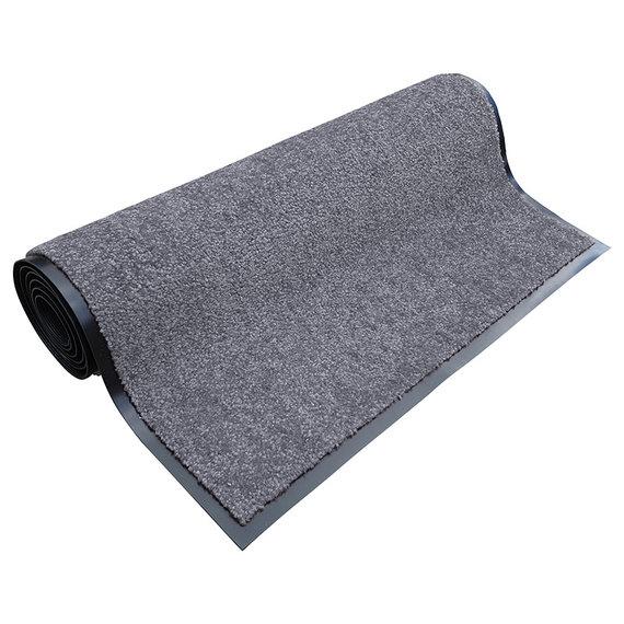 Hanse Home Wasbare deurmat - Wash and Clean Grijs