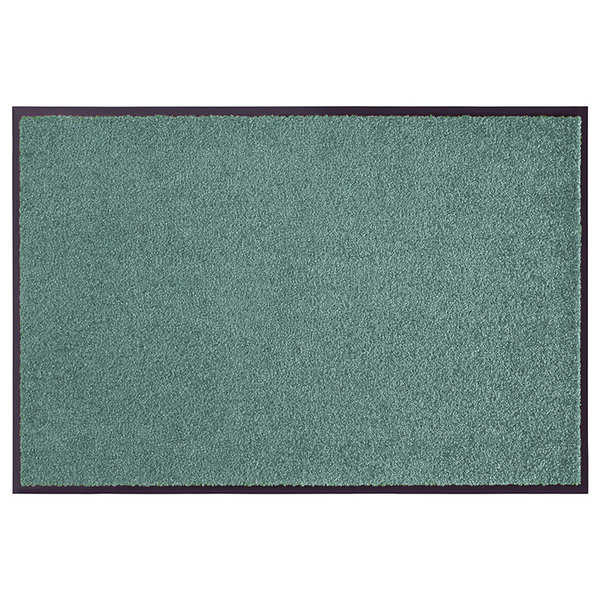 Wasbare deurmat - Wash and Clean Olijfgroen