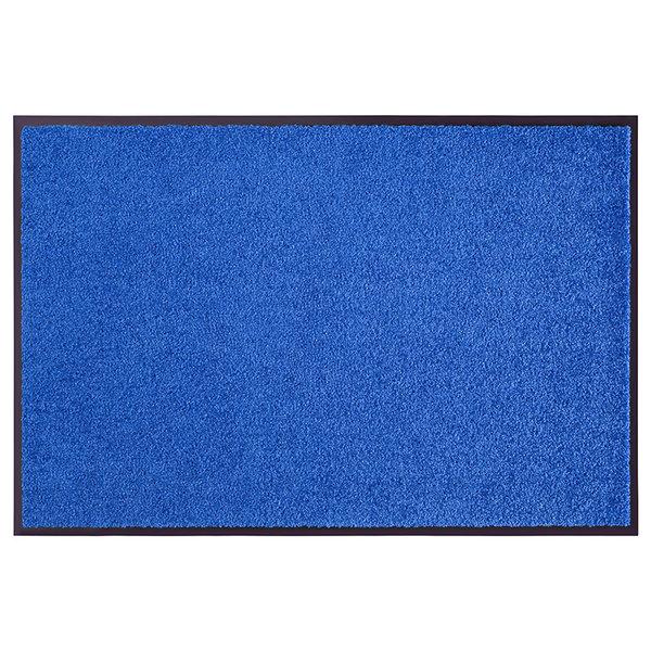 Wasbare deurmat - Wash and Clean Blauw