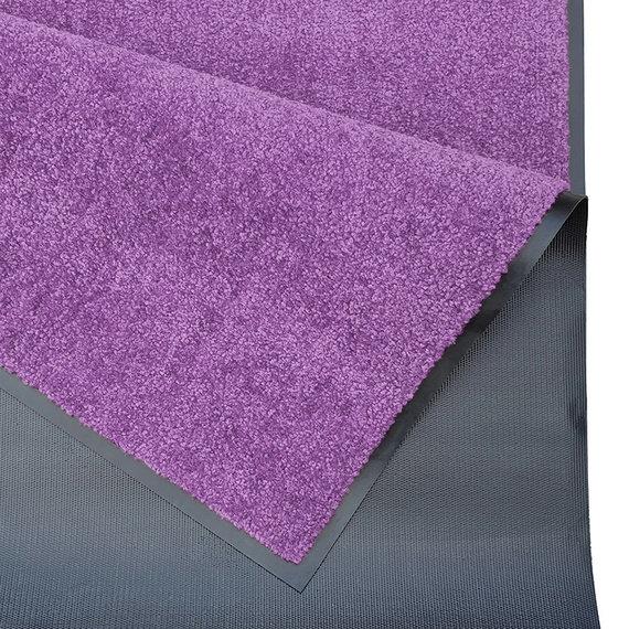 Hanse Home Wasbare deurmat - Wash and Clean Paars