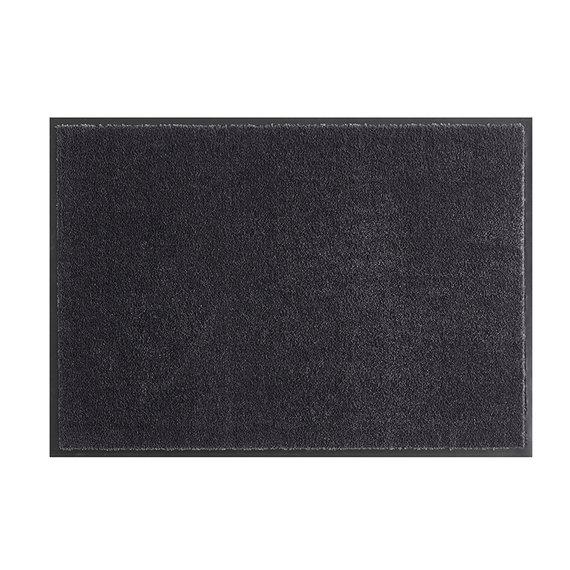 Hanse Home Wasbare deurmat - Soft & Clean Zwart
