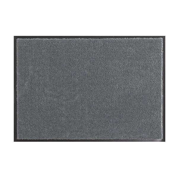 Wasbare deurmat - Soft & Clean Grijs