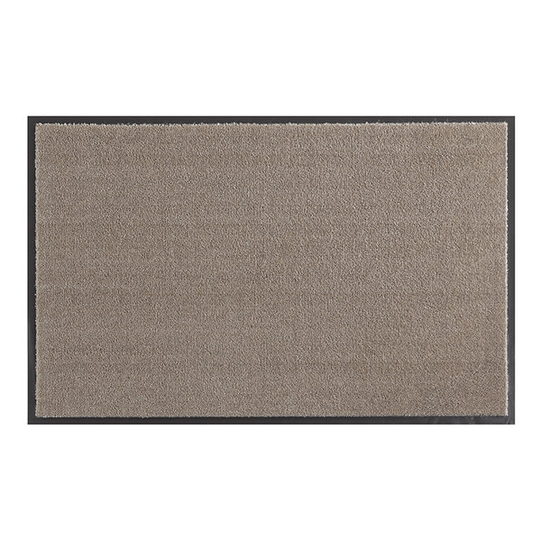 Wasbare deurmat - Soft & Clean Taupe