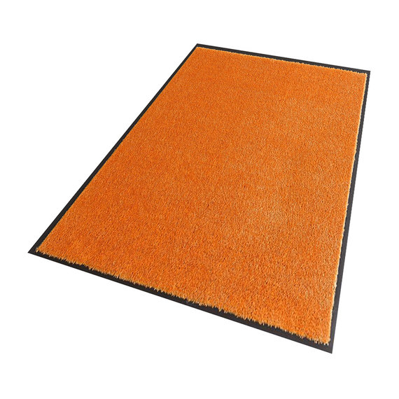 Hanse Home Wasbare deurmat - Soft & Clean Oranje