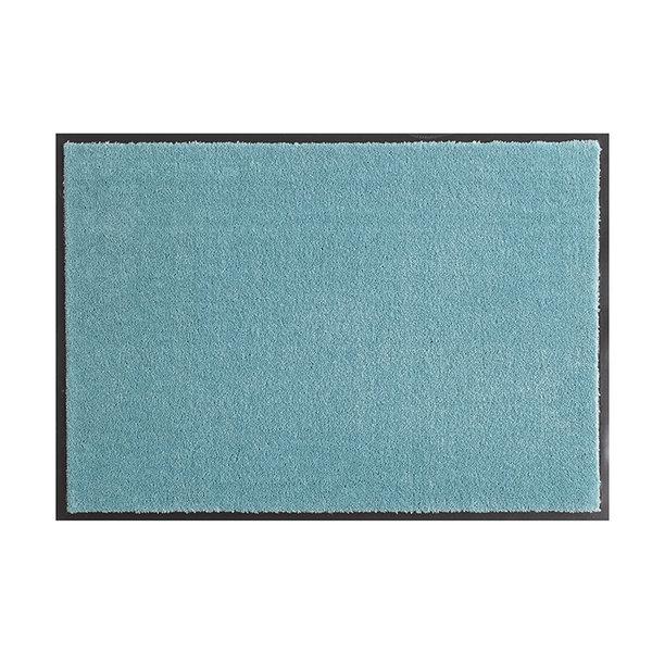 Wasbare deurmat - Soft & Clean Mint