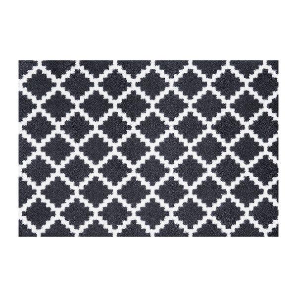 Deurmat - Home Elegance Zwart Wit