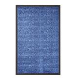 Zala living Wasbare deurmat - Smart Blauw