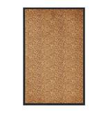 Zala living Wasbare deurmat - Smart Okergeel