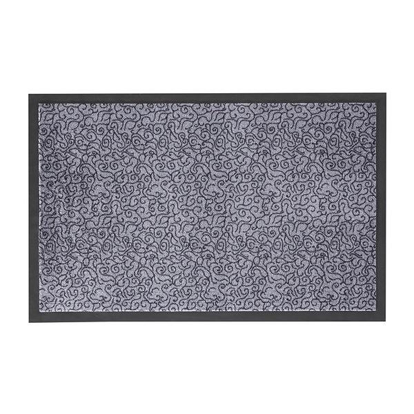 Wasbare deurmat - Smart Grijs