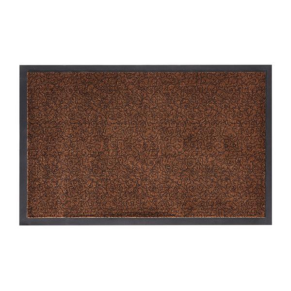 Wasbare deurmat - Smart Bruin